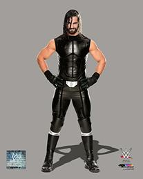 Seth Rollins 2014 WWE Posed Studio Photo