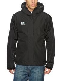 Helly Hansen Men's Seven J Jacket, Black, Medium