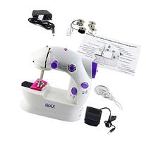 Sewing Machine Mini 2-Speed Double Thread, Double Speed,
