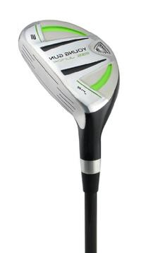 Young Gun SGS Junior Golf Club 24º Hybrid Right Hand Green