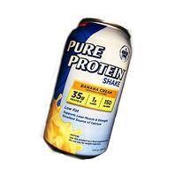 Pure Protein Shake Banana 12 ct 11 oz