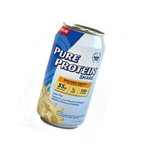 Pure Protein 35g Shake - Banana Cream, 11 ounce