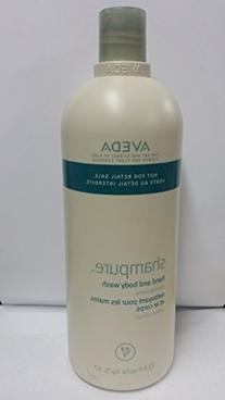 Aveda Shampure BB Hand/Body Wash, 33.8 Ounce