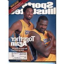 Shaq & Kobe Unsigned Sports Illustrated-June 2001