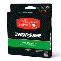 Scientific Anglers WF-5-F Sharkwave Trout Mist Fly Line,