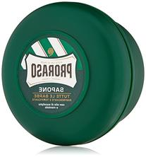 Proraso Shaving Soap in a Bowl, Refreshing and Toning, 5.2