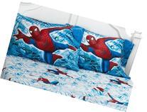 Spiderman Full Sheet Set, 180 Thread Count