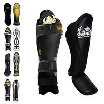 Top King Shin Guard Protector for Protection in Muay Thai,