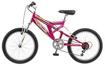 Pacific Girl's Shire Mountain Bike, 12 inch/One Size