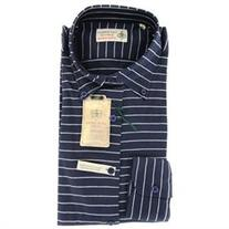 Luigi Borrelli Navy Blue Shirt M/M