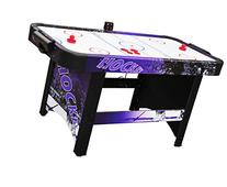 Playcraft Sport Shoot Out Plus Air Hockey Table, Purple