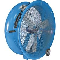 Patterson Shop Floor Fan - 34in., Model# F34A-F-SF