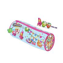 Children's Kids Shopkins Barrel Pencil Case Party Gift