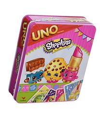 Shopkins Uno Game, Ages 5