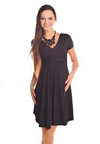 Maternity Short Sleeve Summer Dress Pregnancy 8417 Variety