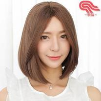 Short Full Wig - Straight