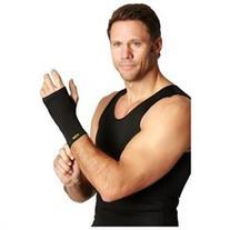 Insta Slim Short Wrist Guard Black