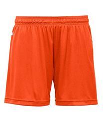 BADGER Shorts & Pants B2116 BD Grls 5 Shor BOrg L