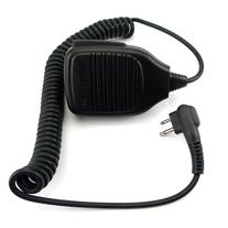 Zeadio Shoulder Remote Speaker Mic Microphone for 2 Pin