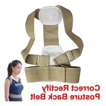 ACE Shoulder Support Belt Flexible Posture Back Belt Correct