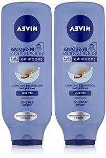 Nivea Shower Ltn Dry Skin Size 13.50 Nivea Shower Lotion Dry