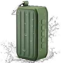 Arespark Outdoor Waterproof Bluetooth 4.0 Speaker with 12