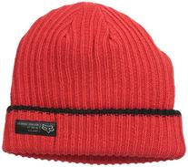 Fox Men's Shrewd Beanie, Flame Red, One Size