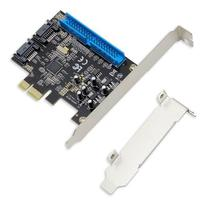 IO Crest SI-PEX40059 2 Port SATA 6Gbps and 1 Port ATA133 IDE