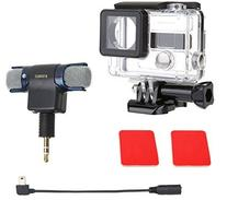 VITE Protective Housing Case with Lens and Microphone and