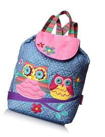 Stephen Joseph Signature Backpack, Owl