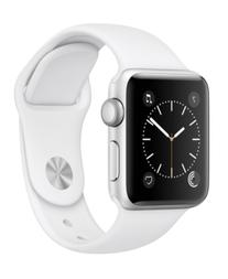 Apple Watch Series 2 38mm Silver-Tone Aluminum Case with
