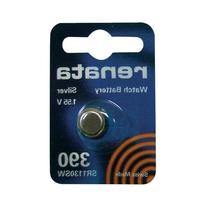 Silver Oxide Button Cell Battery 390