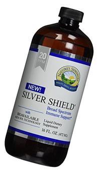 Silver Shield w/Aqua Sol   Value Size with Improved Formula