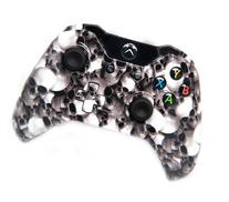 Silver Skulls Xbox One Rapid Fire Modded Controller 40 Mods