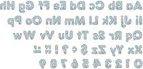 Trend Enterprises Uppercase/Lowercase Casual Solids Ready