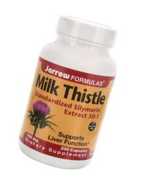 Jarrow Formulas Milk Thistle , Promotes Liver Health, 150 mg
