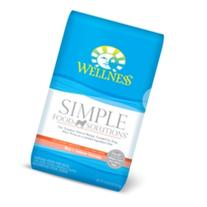 Wellness Simple Natural Grain Free Dry Limited Ingredient