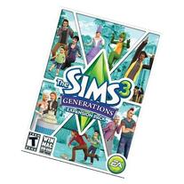 New Electronic Arts The Sims 3 Generations Enjoy Whole