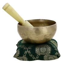 Singing Bowl For Healing Through Vibration Touch Bell Metal