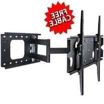 Mount-It! MI-326L Swivel TV Wall Mount Full Motion,