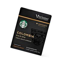 Starbucks Single Origin Colombia Narino Espresso Verismo