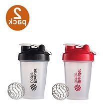 Single 20oz Sundesa Blender Bottle, Colors Vary