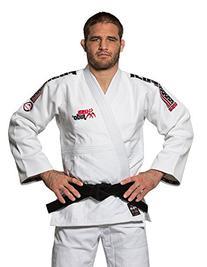 Fuji Sports Double Weave USA Judo Gi, Size 4