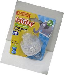 Nuby Sippy Gripper Cup Replacement Spouts