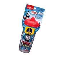 Playtex Sipsters Stage 3 Thomas the Train Spill-Proof, Leak-