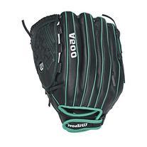 Wilson Siren Infield Fast Pitch Softball Glove, 12.5