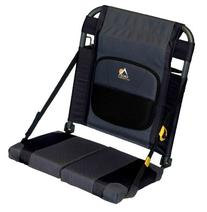GCI Outdoor SitBacker Canoe Seat, Black