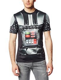 Star Wars Men's Sithness Attire T-Shirt, Black, X-Large
