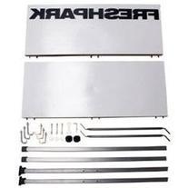 Freshpark Skateboard Quarter Pipe Extension Kit