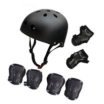 Skateboard / Skate Protection Set with Helmet--SymbolLife